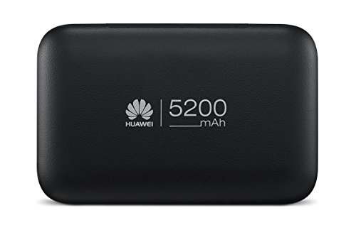 Huawei E5770s-320 150 Mbps 4G LTE Mobile WiFi Hotspot(4G LTE in Europe, Asia, Middle East, Africa & 3G globally, 20 hour) (Black) by Huawei (Image #6)
