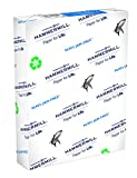 Hammermill Printer Paper, Great White 50% Recycled Copy Paper, 20lb, 8.5 x 11