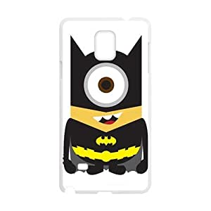 Minions cop Cell Phone Case for Samsung Galaxy Note4