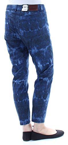 Lauren Ralph Lauren Womens Slimming Fit Crop Skinny Jeans Blue 10 by RALPH LAUREN (Image #1)