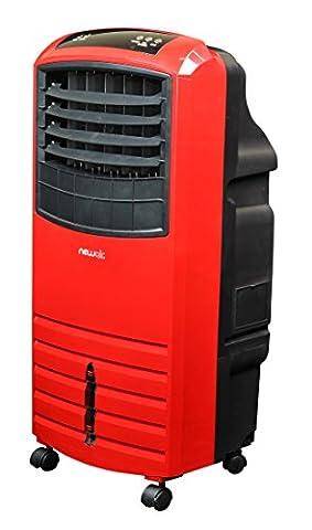 NewAir AF-1000R Portable Evaporative Cooler, Red (Evaporative Cooler Portable)