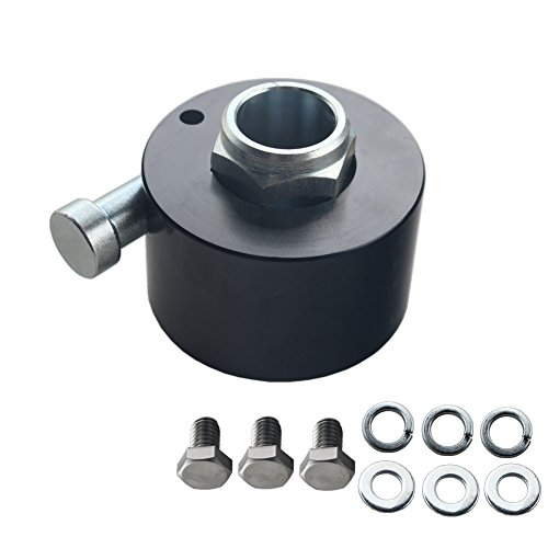 "Dewhel Steering Wheel Quick Release Disconnect Hub 3/4"" Shaf"
