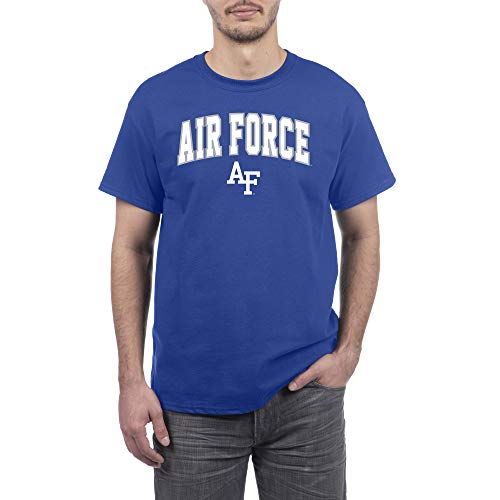 Elite Fan Air Force Falcons Men's Short Sleeve