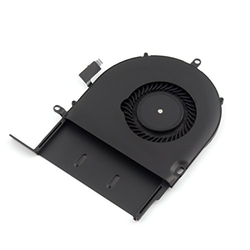 Willhom Replacement CPU Cooling Cooler Fan for Apple MacBook Pro Retina 13'' A1502 Series (Late 2013, Mid 2014, Early (13' Macbook Core)