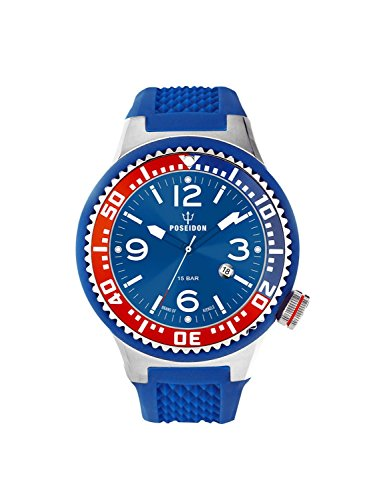 Kienzle Poseidon Men's S Slim Watch - Blue