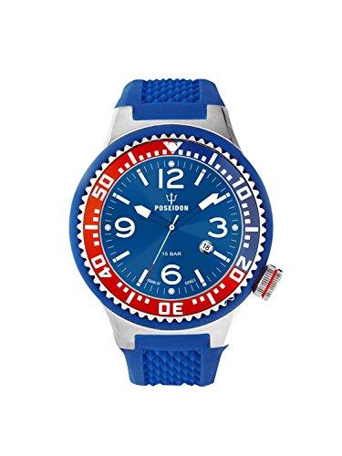 Kienzle Poseidon Men's S Slim Watch - Blue