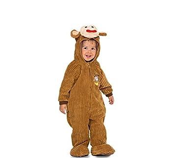 Fyasa 706381-t00 Little disfraz de mono, Pequeño: Amazon.es ...