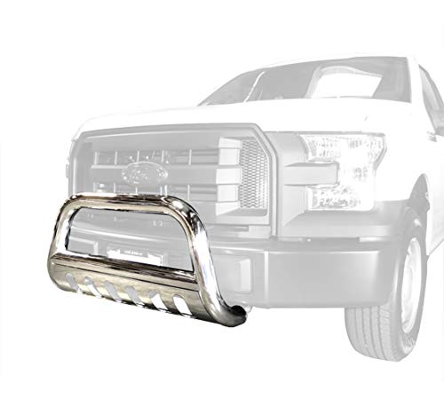 - Tyger Auto Premium 3inch Stainless Steel Bull Bar Fits 2004-2017 Ford F150 (Excl. Heritage Edition); 2003-2017 Ford Expedition