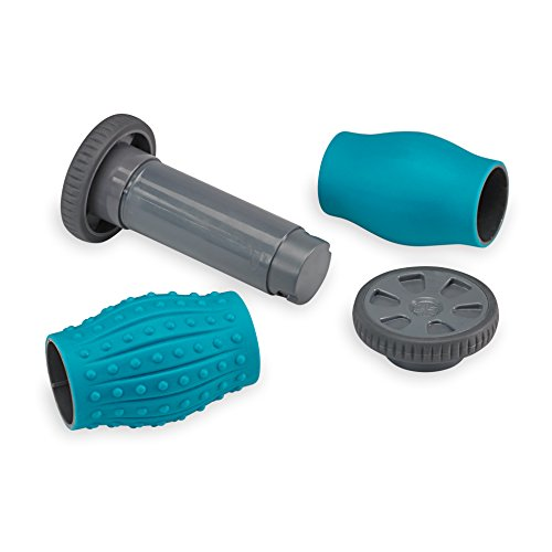 Gaiam Wellbeing Dual Texture Foot Roller