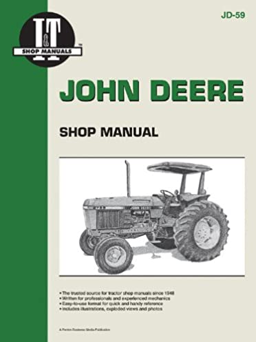 john deere shop manual 2750 2755 2855 2955 jd 59 penton staff rh amazon com John Deere 2755 Tractor Parts JD 2555