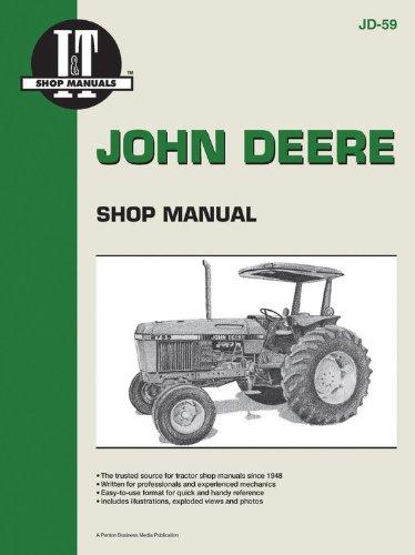 John Deere Shop Manual 2750 2755 2855&2955 (Jd-59)