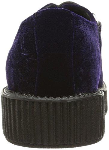 Creeper Women's K Low T Viva Oxford V9096 Purple U Sole 4RwBBqZx