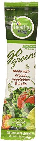 To Go Brands Go Greens Fruit -- 24 ()