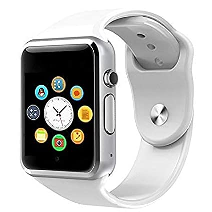 Mobile Link A1 Bluetooth Smart Watch White Amazon In Computers