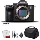 Sony Alpha a7 III Full Frame Mirrorless Digital Camera (Body Only) ILCE7M3/B - Bundle Kit