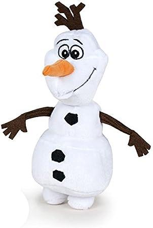 Disney Frozen - Peluche Olaf el muñeco de Nieve 19cm Calidad Super ...