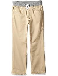 Boys' Knit Waistband 5-Pocket Pants