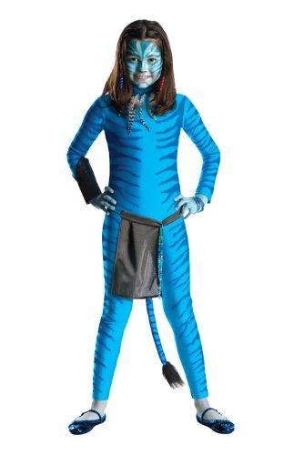 Avatar Child's Costume, Neytiri, Large -