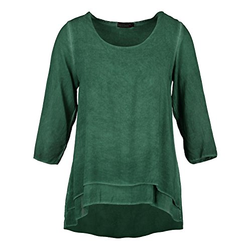 Green Forest Para H4f Camisas Mujer Z4OnZRx