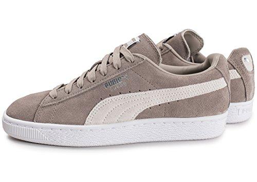 Puma Suede Classic + W Vintage Khaki Gris 39