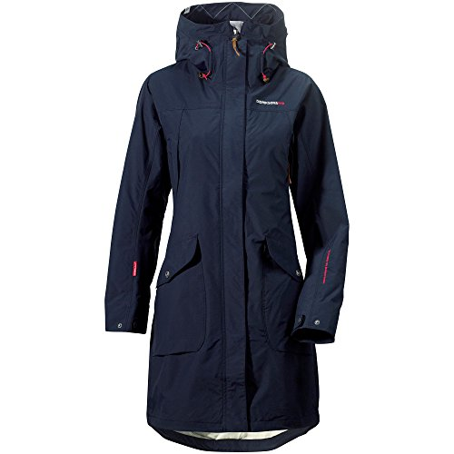 Didriksons Ladies Thelma Coat Navy 42 by Didriksons