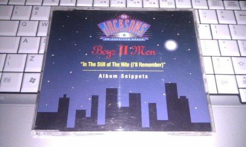 In The Still Of The Nite [CD-Single, DE, Motown 860 099-2]