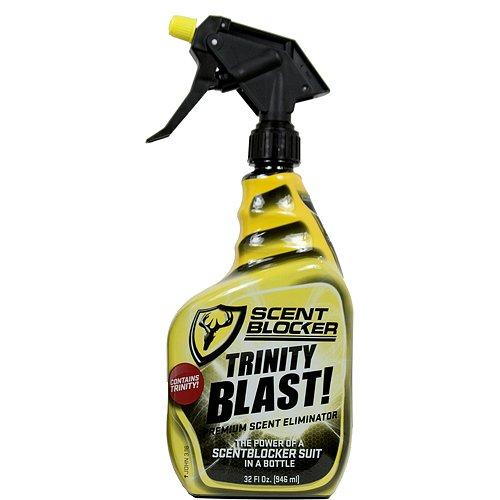 Robinson Scent Blocker Trinity Blast Elimination Spray, 32-Ounce (Scent Robinson)