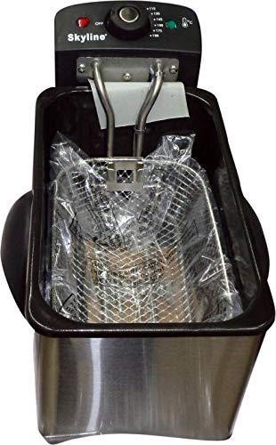 Skyline VTL-5424 2000-Watt Deep Fryer (Multicolour) 2