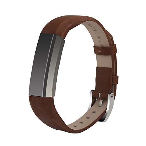 replace-fitbit-alta-leather-bands-for-fitbit-alta-smart-watch-dark-brown