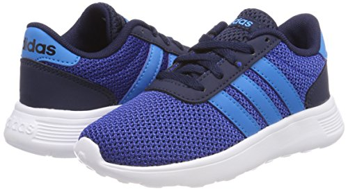 Reauni 2 Unisex Adulto 3 Azusol Maruni de Zapatillas Lite Deporte Racer 000 EU Azul K 38 Adidas qPwY06Z