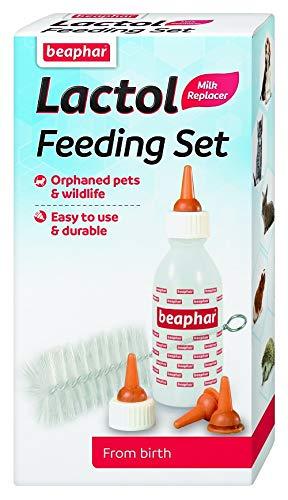 beaphar Canac Lactol Haustier Aufzucht Set (6 Stück/Packung)