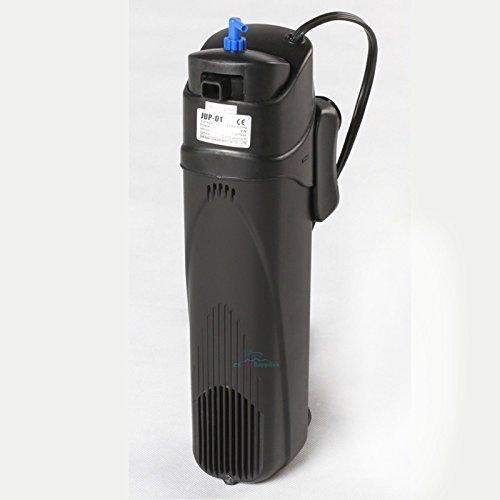 13W UV Sterilizer w/ Submersible Pump Filter 150 gal Aquarium Fish Tank