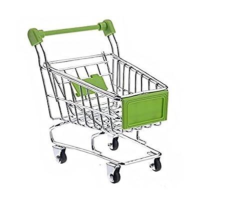 Trifycore Compra de Carrito de supermercado Mini, Organizador de Almacenamiento, Regalos para niños, Juguetes de Navidad: Amazon.es: Hogar