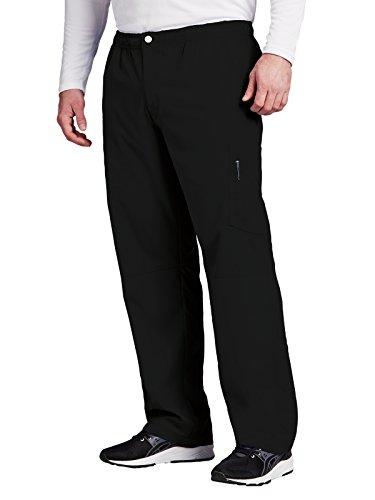 Grey's Anatomy Active 0215 Men's Cargo Pant Black M Tall