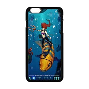 LOVE-Store The little mermaid Case Cover For iPhone 6 Plus Case