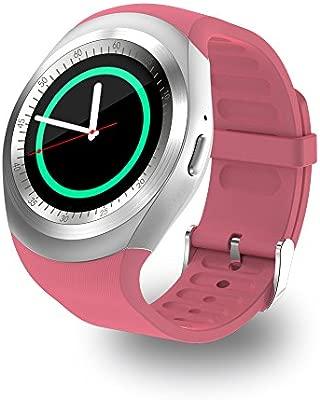 INDI D08 Reloj Inteligente Smartwatch Bluetooth 4.0 con la Batería ...
