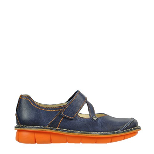 Leder Jewel 30820 3204 Sandals Wolky Denim Leather Womens S60xwqP