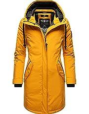 Navahoo Letiziaa winterjas voor dames, winterparka met capuchon, XS-3XL