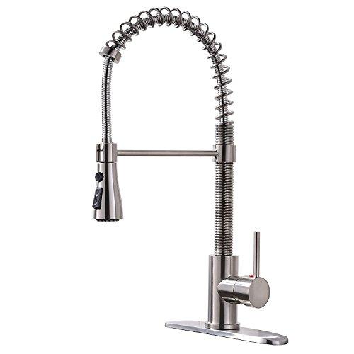 three hole faucet kitchen - 5