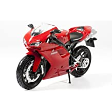 Ducati Motorcycle 1198 Red 1:12