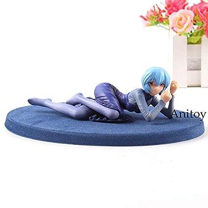Amazon.com: 14cm (5.5 inch) Neon Genesis Evangelion Figure ...