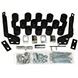Performance Accessories (673) Body Lift Kit for Dodge Ram