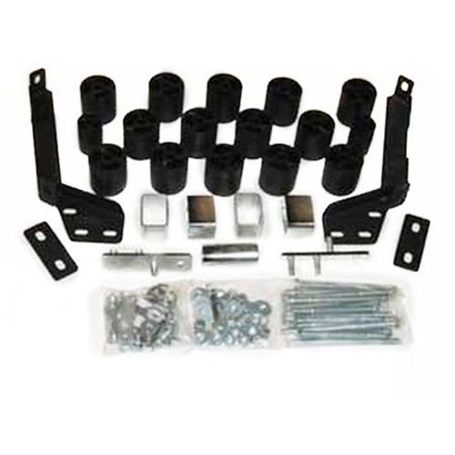 Performance Accessories (673) Body Lift Kit for Dodge Ram (2001 Dodge Ram Body Lift Kit compare prices)