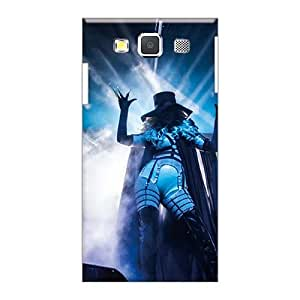 Icase88 Samsung Galaxy A3 Durable Cell-phone Hard Covers Custom Trendy In This Moment Band Image [aGP890nsez]