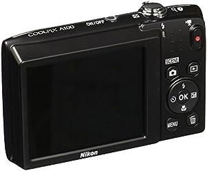 Nikon Coolpix A100 20.1 MP Point & Shoot Digital Camera, Purple by Nikon