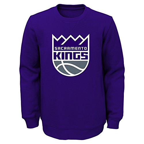 """NBA Sacramento Kings Youth Boys """"Prime"""" Pullover Fleece for sale  Delivered anywhere in USA"""