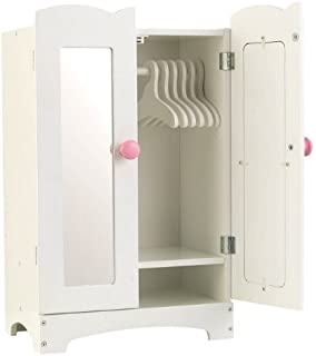 kidkraft lil doll armoire - American Girl Doll Armoire