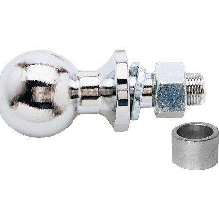 SeaSense 2 Chrome Plated Trailer Ball with 1-1/2 Shaft