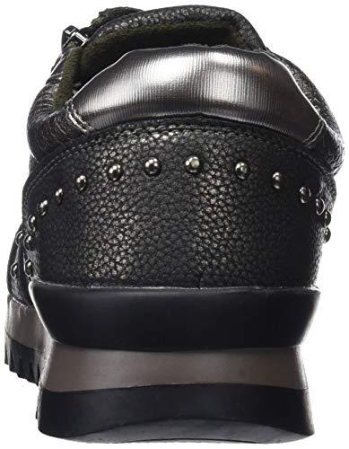 41599 kaki Basses Sneakers Bass3d Femme Kaki Vert XqwRP1