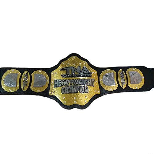 Vitalusa TNA Wrestling Heavyweight Championship Belt Adult Size TNA Belt Replica Belt